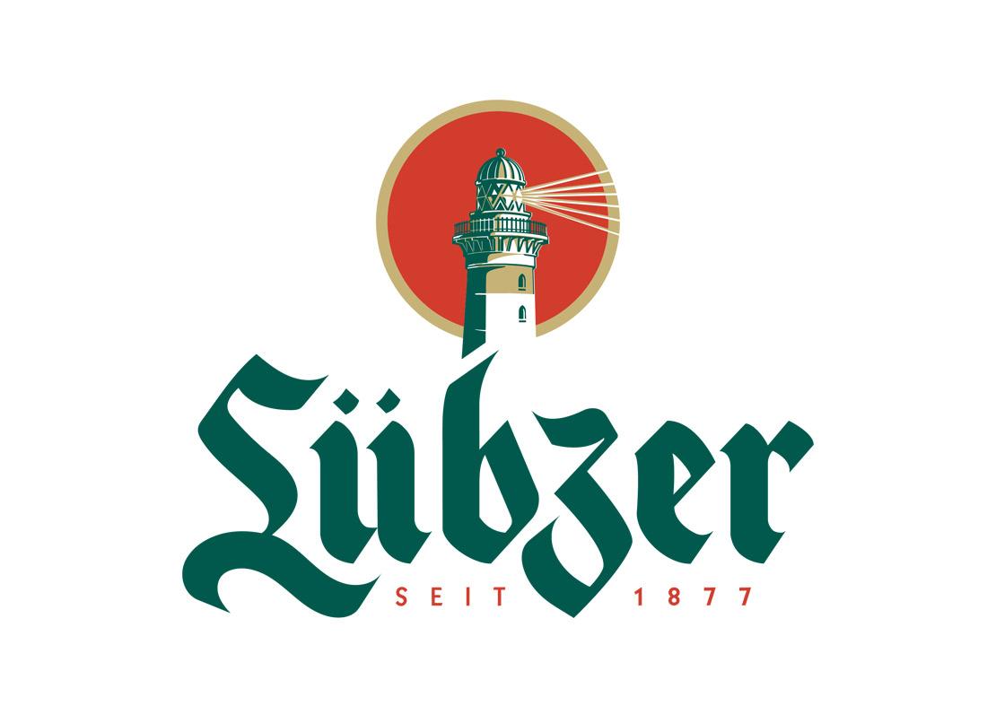 Lübzer Bier Logo, Quelle: Carlsberg Deutschland