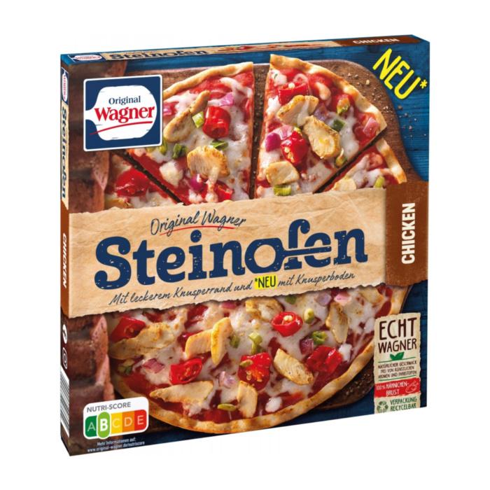 Original Wagner Pizza Chicken, Foto: Nestlé Deutschland