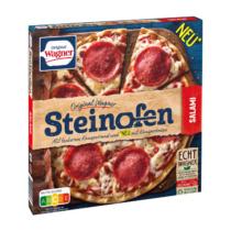 Original Wagner Pizza Salami, Foto: Nestlé Deutschland