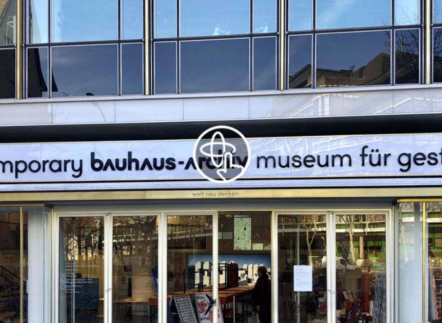 Bauhaus-Archiv, Quelle: RBB
