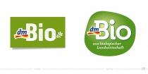 dmBio Bio Logo – vorher und nachher