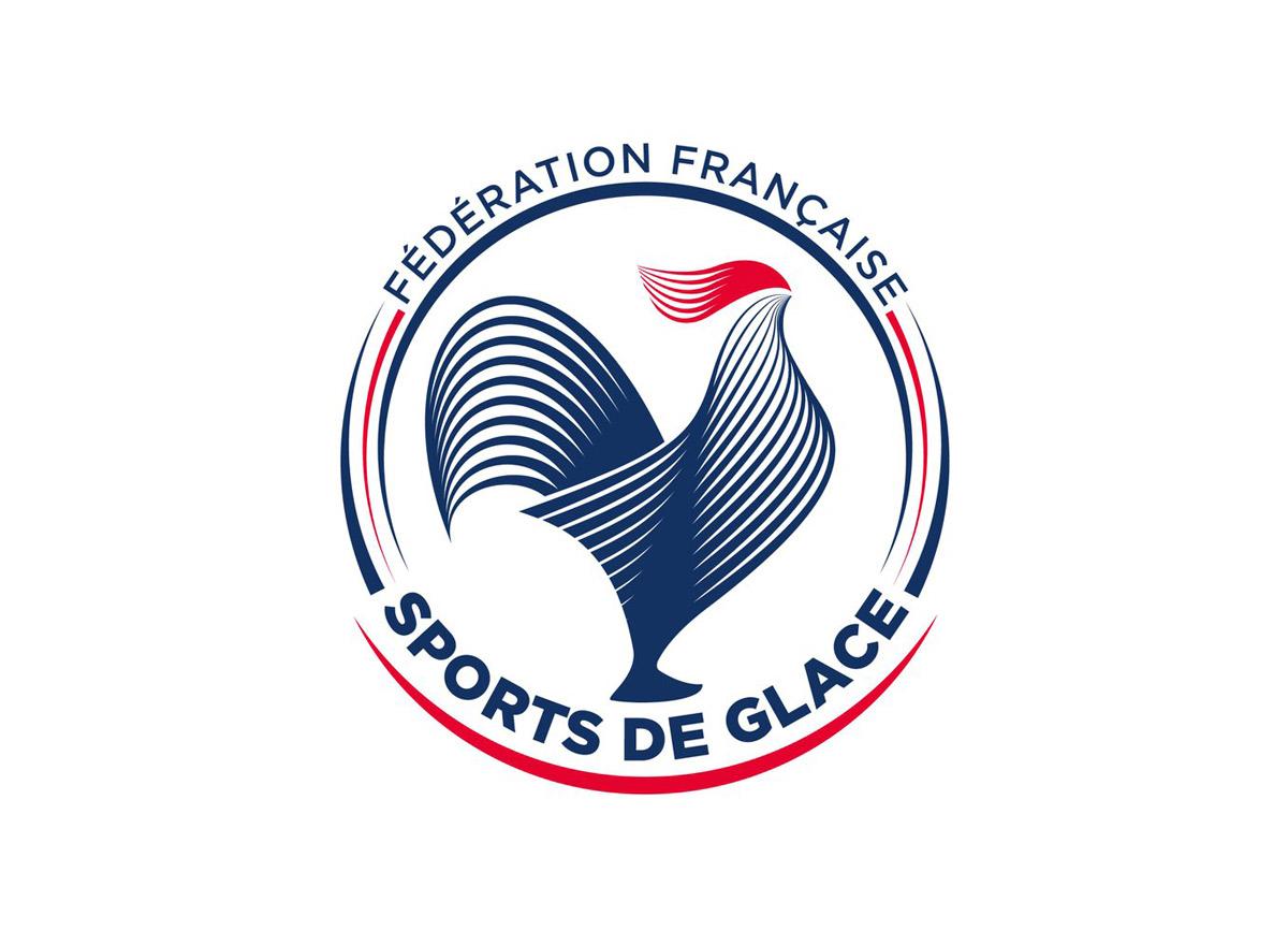 Fédération Française des Sports de Glace Logo / Bildquelle: FFSG