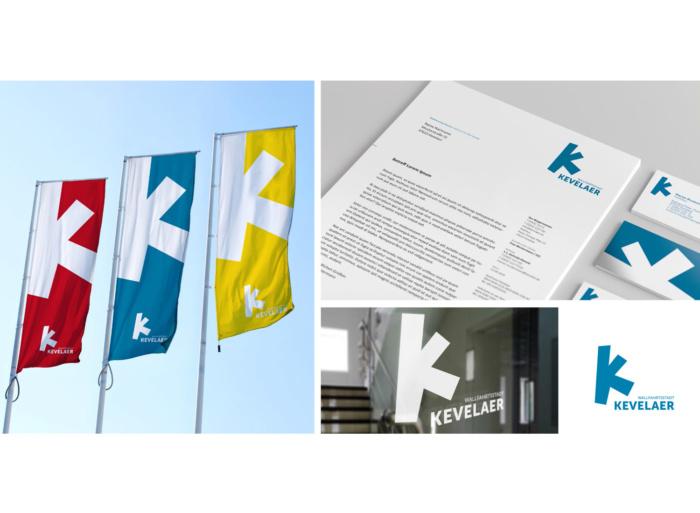 Kevelaer Corporate Design Anwendungsbeispiele, Quelle: Stadtverwaltung Kevelaer
