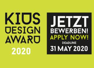 Kids Design Award 2020
