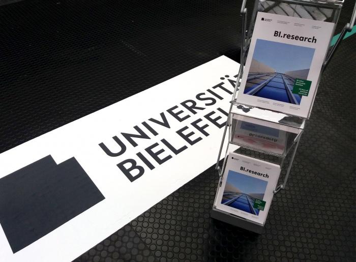 Uni Bielefeld – Forschungsmagazin BI.research im neuen Design, Quelle: Uni Bielefeld