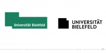 Uni Bielefeld Logo – vorher und nachher