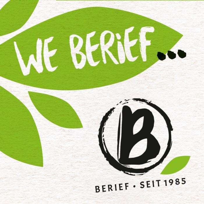 We Berief Claim, Quelle: Facebook/Berief Food GmbH