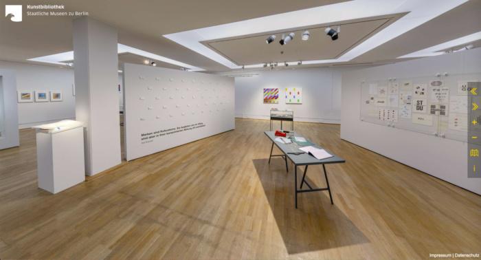 """Ausstellung """"Marken:Zeichen"""" im Staatliche Museen zu Berlin"""