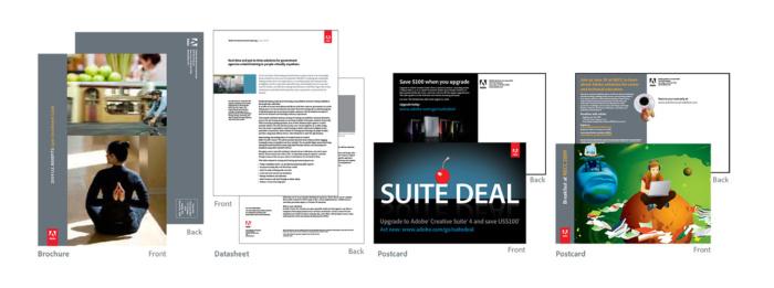 Adobe Brand Guidelines (2010), Quelle: Adobe
