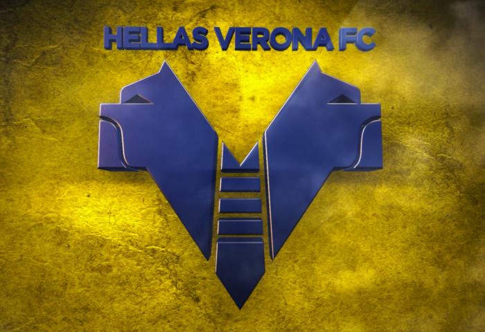 Hellas Verona new Logo (2020), Quelle: Hellas Verona FC
