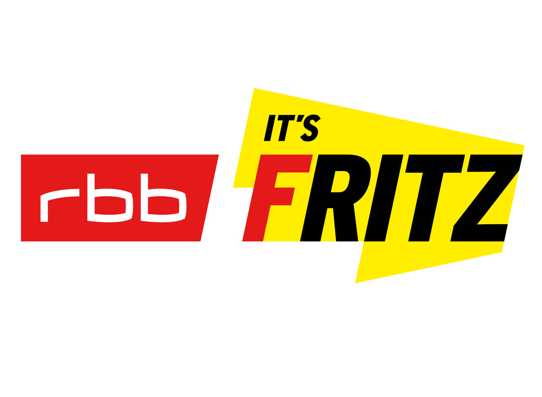 Radio Fritz Logo (ab 06/2020), Quelle: RBB/Radio Fritz