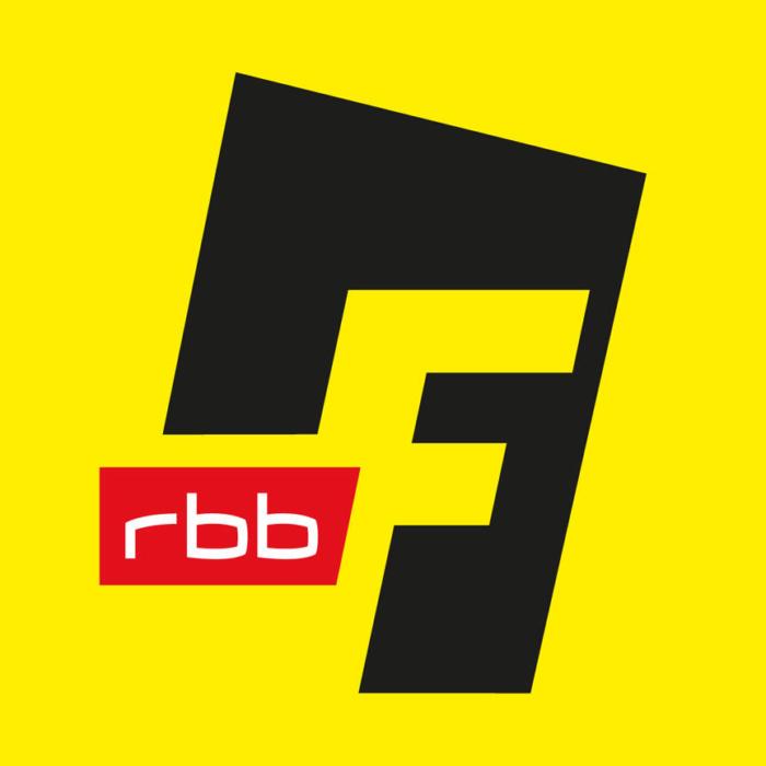 Radio Fritz Profilbild und App-Symbol (ab 06/2020), Quelle: RBB/Radio Fritz