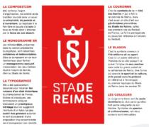 Stade de Reims – Erklärung zum Logo, Quelle: francebleu.fr