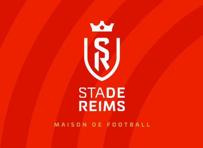 Stade de Reims Logo Visual, Quelle: Leroy Tremblot