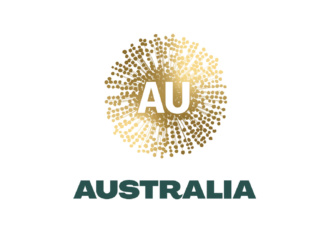 Australia Nation Brand Logo, Quelle: Austrade