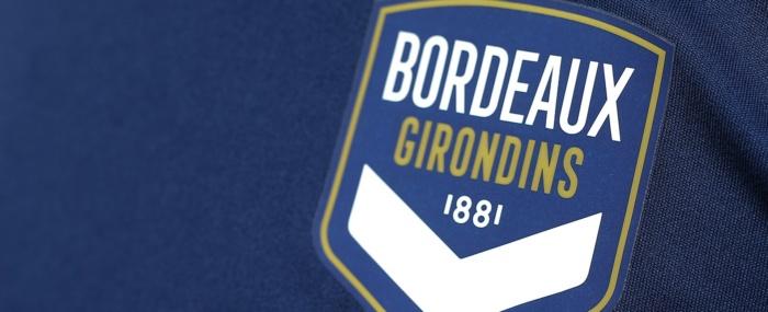 Girondins Bordeaux Logo auf Trikot, Quelle: Girondins Bordeaux
