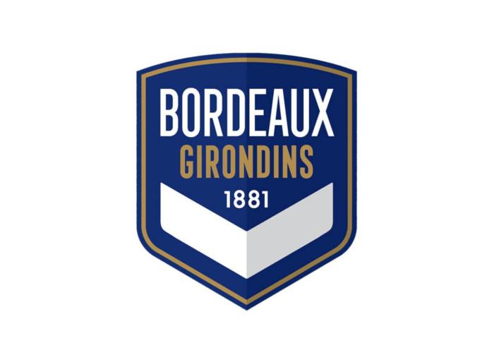 Girondins Bordeaux Logo, Quelle: Girondins Bordeaux