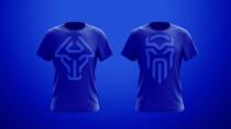 Isländische Fußballnationalmannschaft Branding Shirts, Quelle: KSI