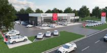 Nissan Branding Store Design, Quelle: Nissan