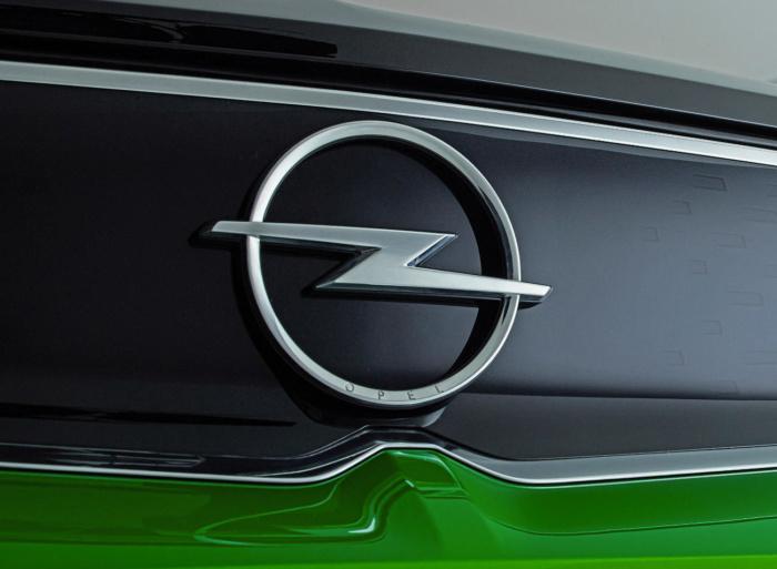 Opel-Blitz - Mokka (2020), Quelle: Opel