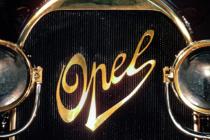 Opel Markenemblem 1909, Quelle: Opel Automobile GmbH