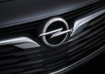 Opel Markenemblem Insignia
