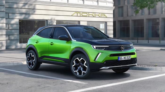 Opel Mokka (2020), Quelle: Opel Automobile GmbH
