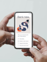 Solarisbank Branding - Smartphone, Quelle: Solarisbank
