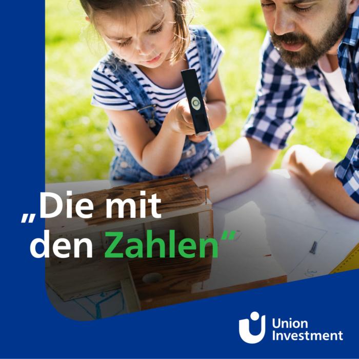 Union Investment – Visual, Bildquelle: Union Investment / Facebook