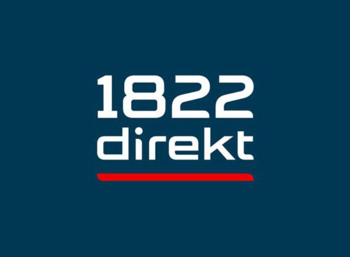 1822 direkt – Logo (Profilbild), Quelle: 1822 direkt