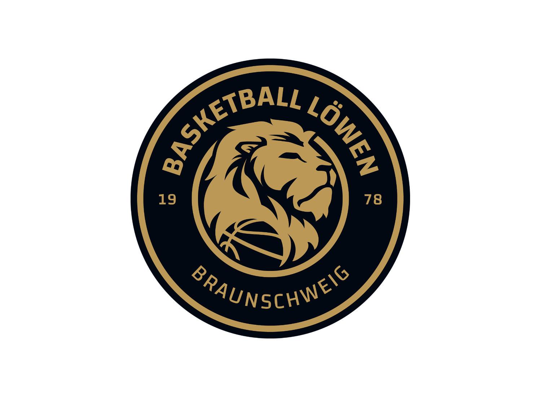 Basketball Löwen Braunschweig – Logo, Quelle: Basketball Löwen Braunschweig