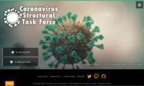 Coronavirus Structural Task Force Website