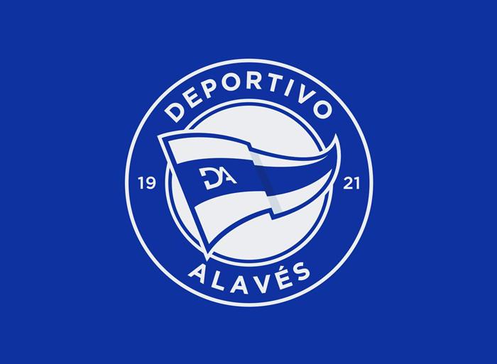 Deportivo Alavés Logo (2020), Quelle: Deportivo Alavés