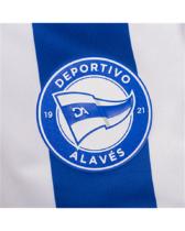 Deportivo Alavés Heimtrikot Logo, Quelle: Deportivo Alavés
