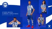 Deportivo Alavés – Heim-Trikot, Quelle: Deportivo Alavés