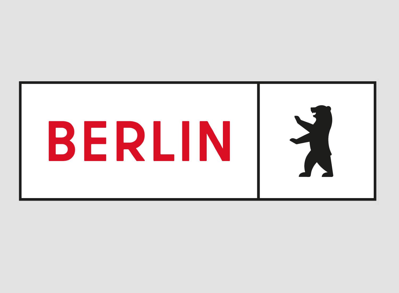 Land Berlin Markenlogo, Quelle: Land Berlin
