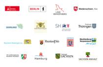 Logos deutscher Bundesländer