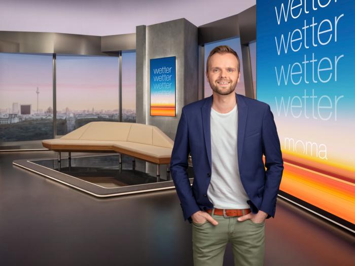ZDF-Morgenmagazin (ab 2020), Benjamin Stöwe, Quelle: ZDF/[F] Benno Kraehahn [H] Marcus Höhn [M] RETOUCHING DE LUXE
