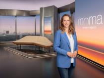 ZDF-Morgenmagazin (ab 2020), Charlotte Potts, Quelle: ZDF/[F] Benno Kraehahn [H] Marcus Höhn [M] RETOUCHING DE LUXE