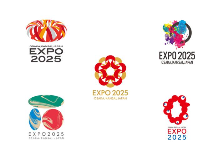 EXPO 2025 Logo Contest Finalisten