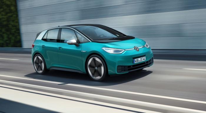 ID.3, Quelle: Volkswagen