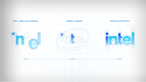 Intel Logo Evolution, Quelle: Intel