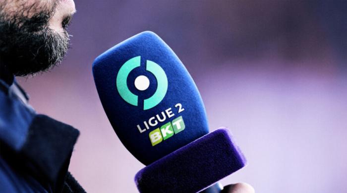 Branding Ligue 2, Bildquelle: Dragon Rouge