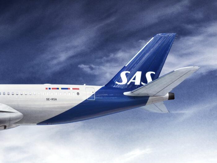SAS Livery Design (2019), Quelle: SAS