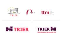 Trier Corporate Design – Logos vorher und nachher, Quelle: Stadtverwaltung Trier