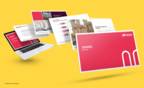 Trier Corporate Design – Powerpoint-Vorlage, Quelle: Stadtverwaltung Trier