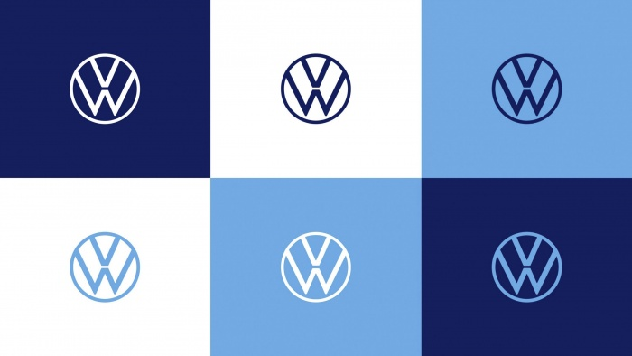 Volkswagen Logo (2019), Quelle: Volkswagen