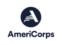 AmeriCorps Logo (navy), Quelle: AmeriCorps