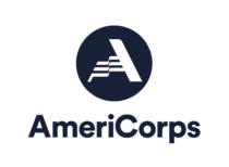 AmeriCorps Logo (navy), Quelle: AmeriCorps