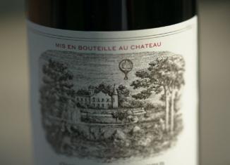 Château Lafite Rothschild 2018 Label, Quelle: Château Lafite Rothschild